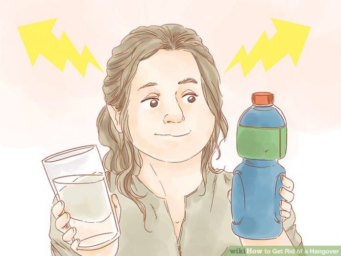 How to Get Rid of a Hangover - MindMods
